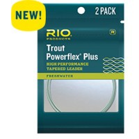 Rio Powerflex Plus Leader (2 Pack)