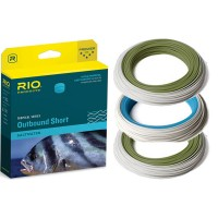 Rio Tropical Outbound Short Trout Saltwater Floating Line