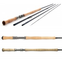 Scott 4-Piece T3H Spey Rod