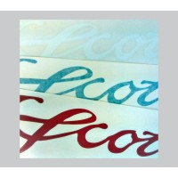 "Scott Boat Sticker 18""x 4.5"""