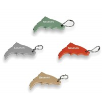 Simms Thirsty Trout Key Chain