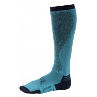 Women's Guide Midweight Over-the-Calf Sock - Lagoon