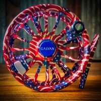 "TORQUE 5 ""LIBERTY"" LIMITED EDITION REEL"