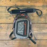 TRADE IN SIMMS CHEST PACK W/ NECK AND WAIST STRAPS