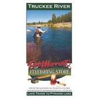 TRUCKEE RIVER MAP