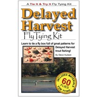 Tying Book/Kit-Delayed Harvest