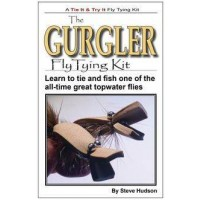 Tying Book/Kit-Gurgler