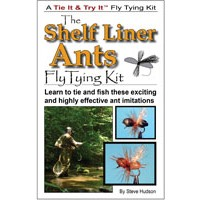 Tying Book/Kit-Shelf Liner Ant
