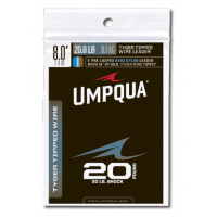 Umpqua 8' Tyger Tipped Wire Leader