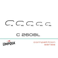 Umpqua C260BL Competition SERIES size 8-16