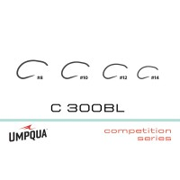 Umpqua C300BL Competition SERIES size 8-14