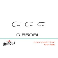 Umpqua C550BL Competition SERIES size 10-14