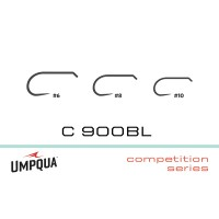 Umpqua C900BL Competition SERIES size 6-10