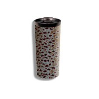 Vacuum Coffee Mug Brown Trout Skin