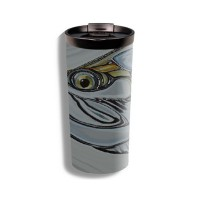 Vacuum Coffee Mug Tarpon & Fly