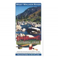 WEST WALKER RIVER MAP