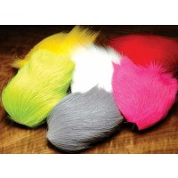 White Deer Belly Dyed