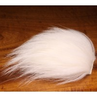 White Finnish Raccoon Body Fur
