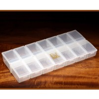14 LARGE INDIVIDUAL COMPARTMENT BOX