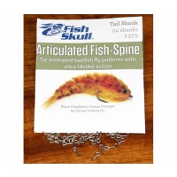 ARTICULATED FISH-SPINE TAIL SHANKS