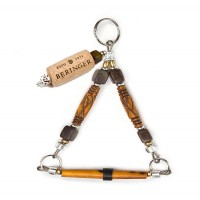 Big Sky Lanyards Tri-Tippet Holder with Cork