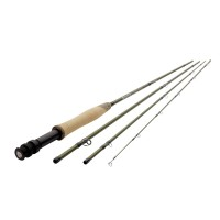 CRUX 4pc Freshwater Rods