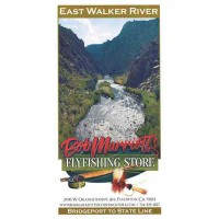 EAST WALKER RIVER MAP