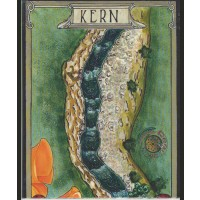 Eastern Sierra Map: Kern River
