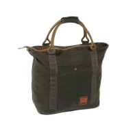 Horse Thief Tote - peat moss