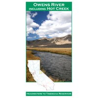 Map: California Owens River