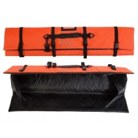 Padded Travel Rod Case