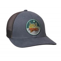 Patch Trucker - Rainbow Trout