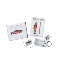 "Patagonia Simple Fly Fishing Kit for 8'6"" Rod"