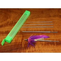 Tapered 5 Size Tube FlyPin Set